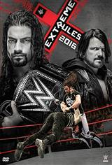 WWE: Extreme Rules 2016 Movie Poster Movie Poster