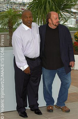 Mike Tyson with James Toback
