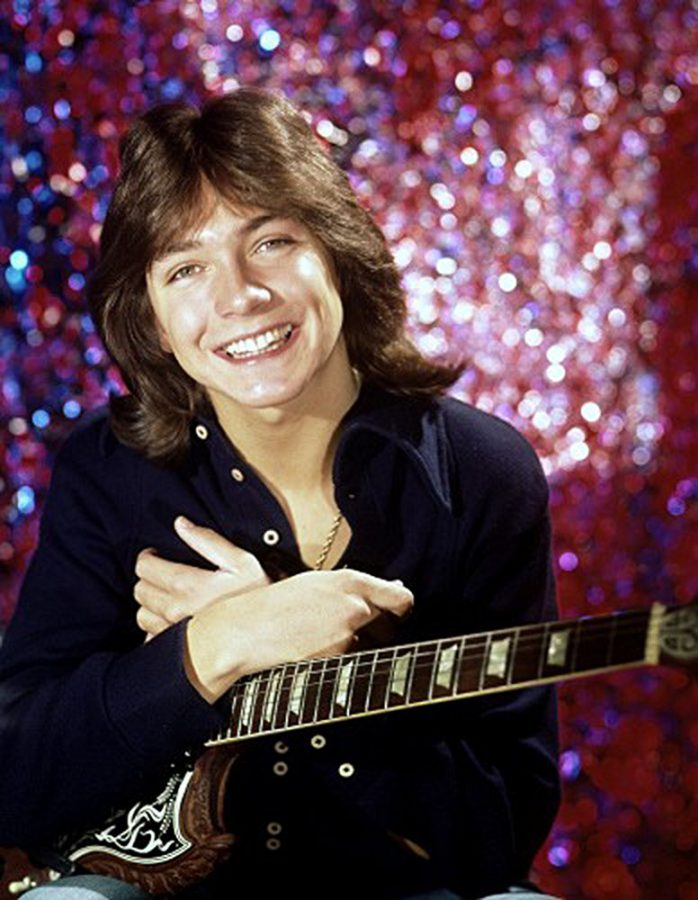 David Cassidy Photo courtesy ABC-TV