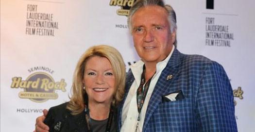 Sandy and Brian Stewart