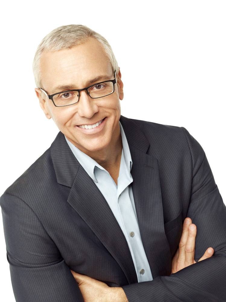Dr. Drew Pinsky headshot. Courtesy of Dr. Drew