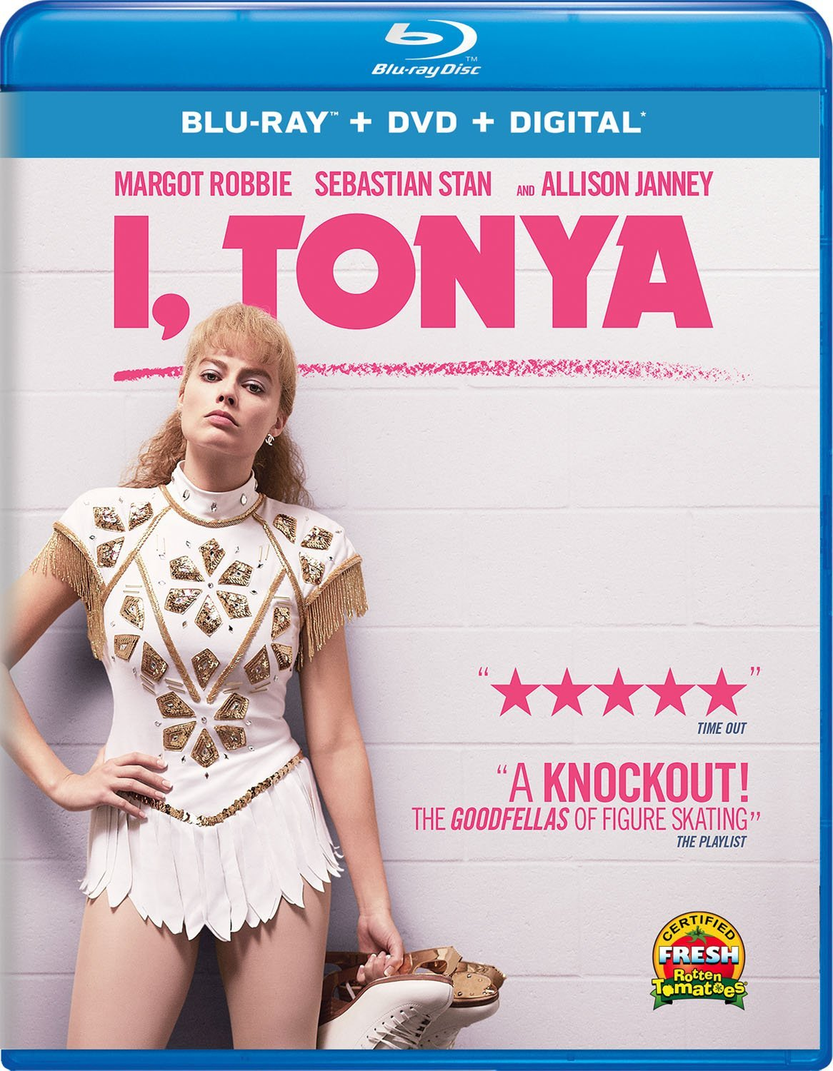 I, Tonya on Blu-ray