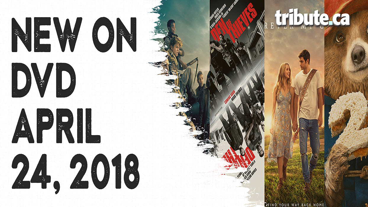 New on DVD April 24, 2018