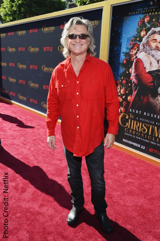 A Christmas Chronicles.Kurt Russell On Playing Santa In The Christmas Chronicles