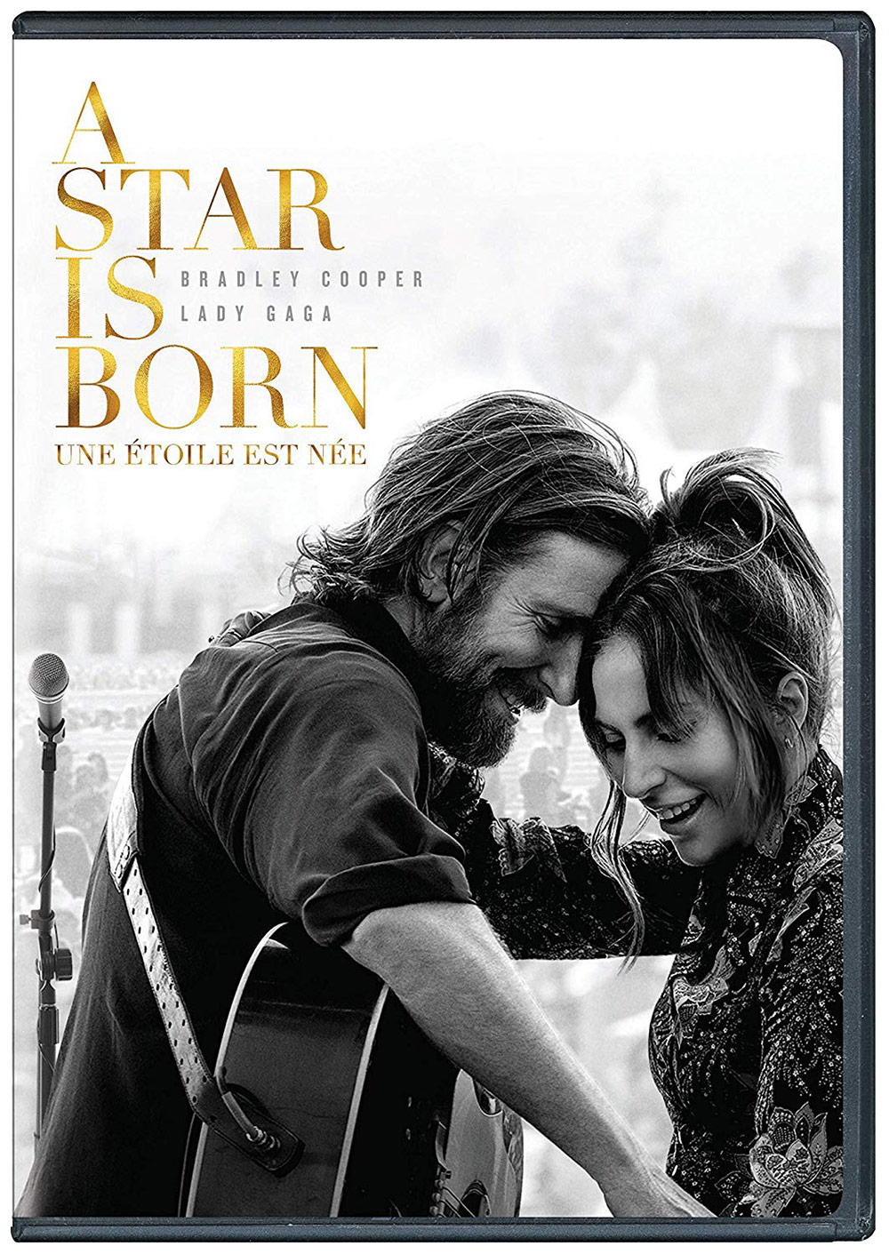 A Star is Born on DVD