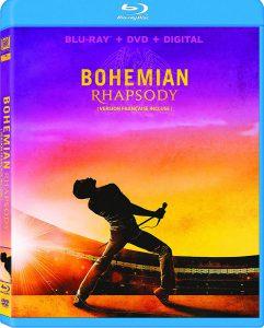 Bohemian Rhapsody on Blu-ray