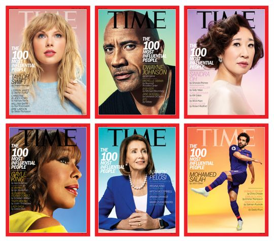 Time's 100 Most Influential People