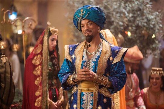 Will Smith as Genie in Aladdin