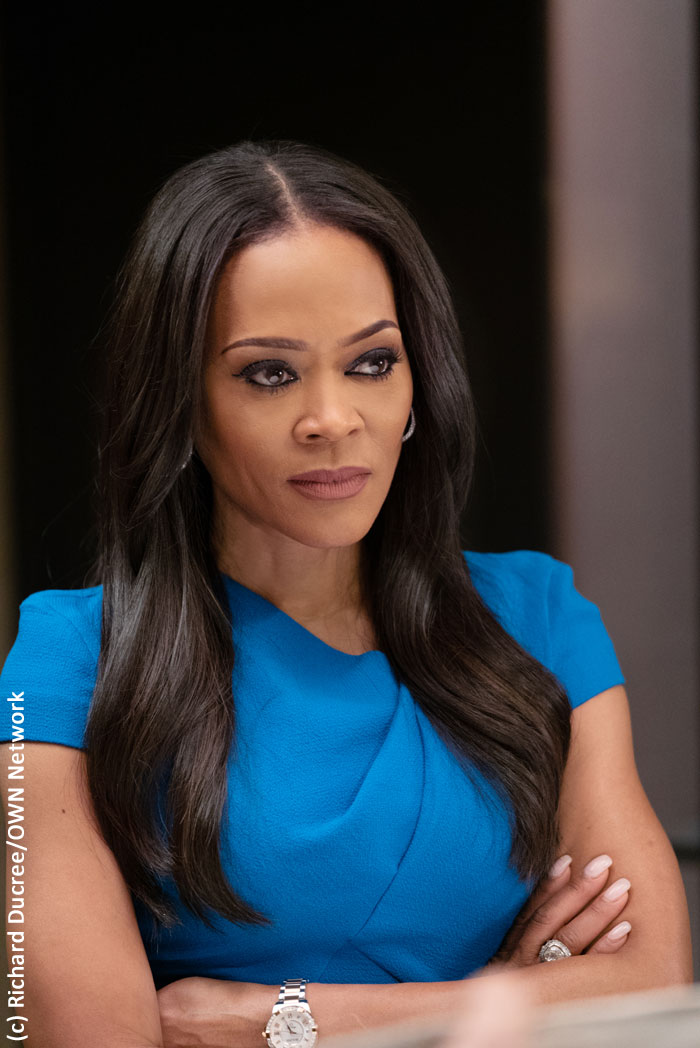 Robin Givens on the OWN Network's Ambitions