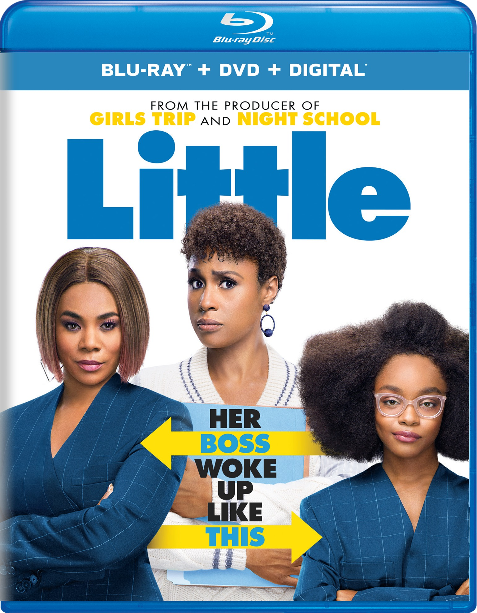 Little, now available on Blu-ray and DVD