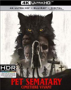 Pet Sematary on Blu-ray