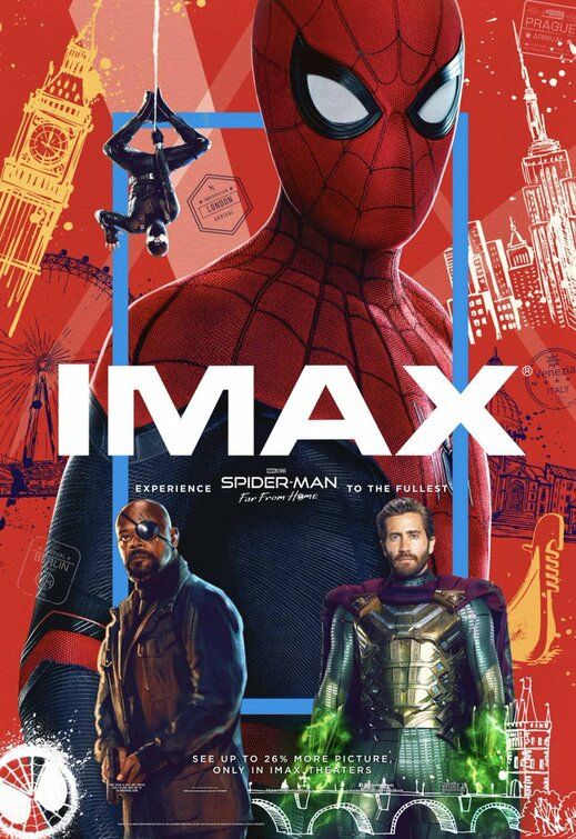 Spider-Man: Far From Home tops weekend box office
