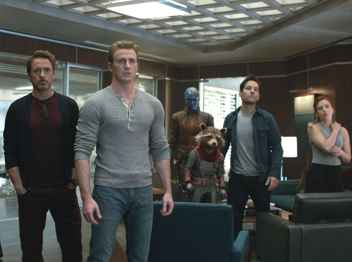 Avengers: Endgame, now available on Blu-ray and DVD