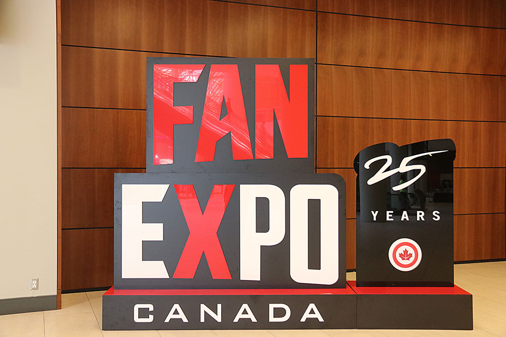 Fan Expo photo by Joanne Chu-Fook