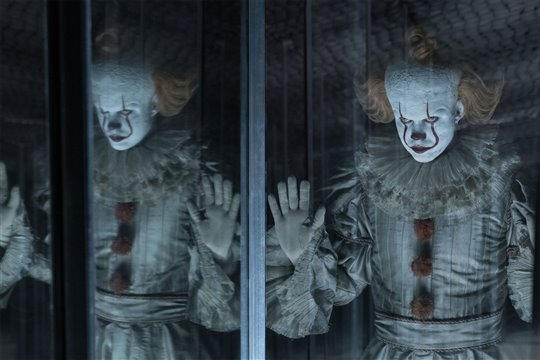 Pennywise is back in IT: Chapter Two