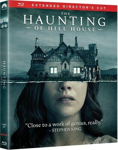 The Haunting of Hill House on Blu-ray