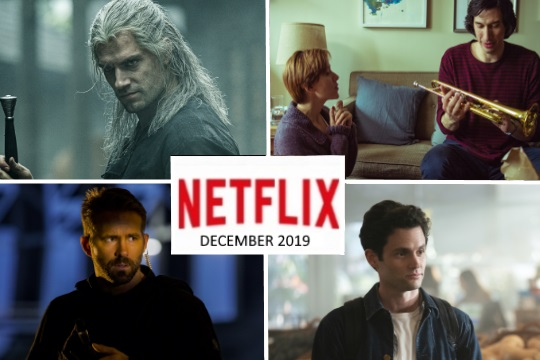 What's New on Netflix Canada in December 2019