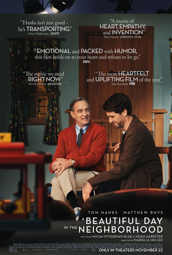 A Beautiful Day in the Neighborhood – movie review
