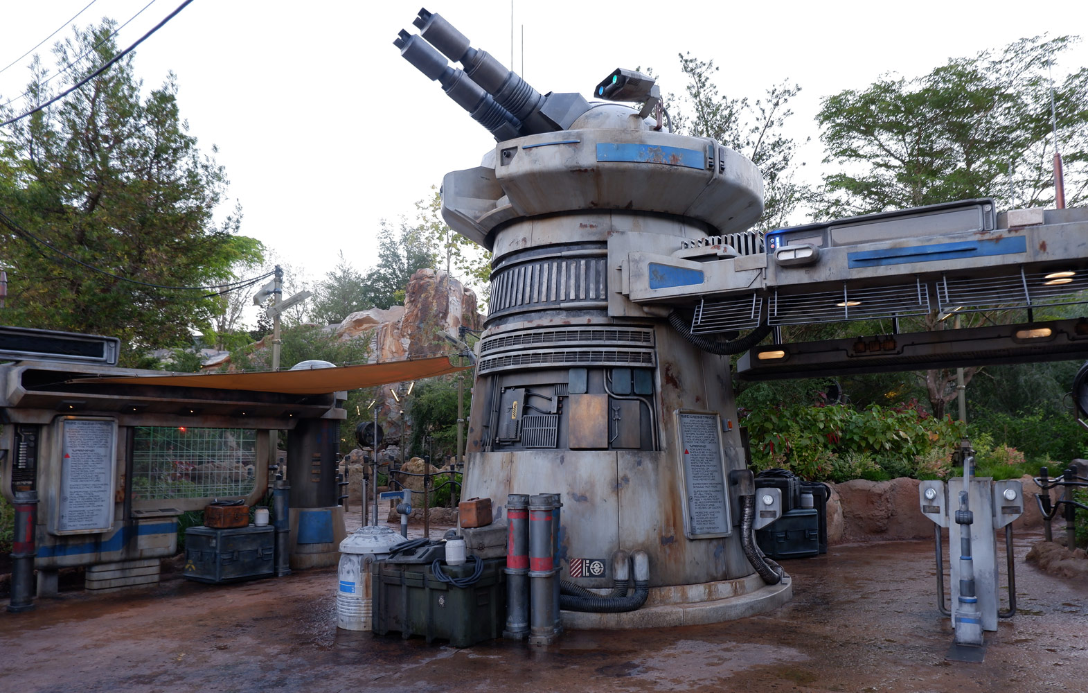 Star Wars: Rise of the Resistance new ride at Walt Disney World