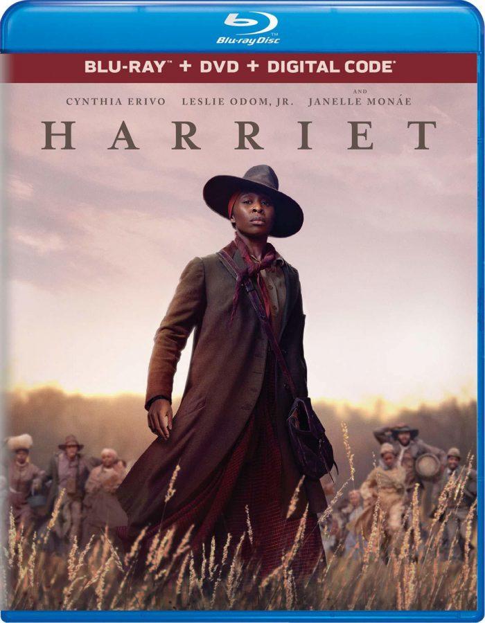 Harriet starring Cynthia Erivo now on Blu-ray, DVD and Digital