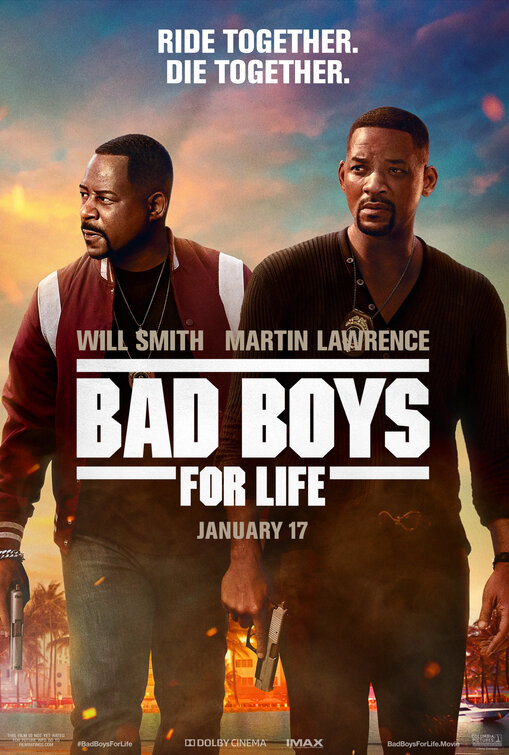Bad Boys for Life movie poster