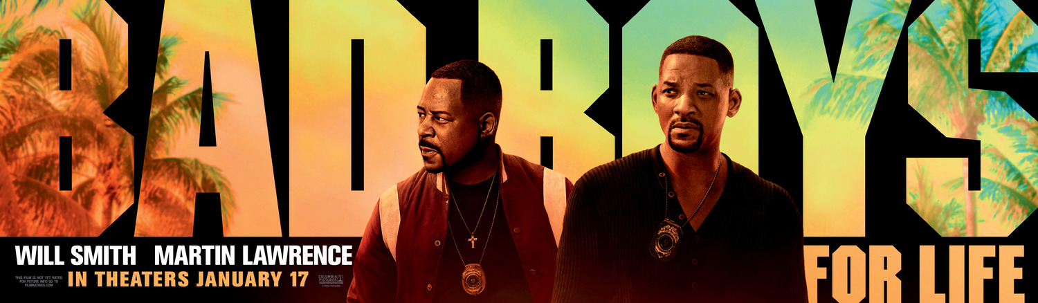 Bad Boys for Life tops weekend box office