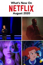 What's new on netflix august 2020