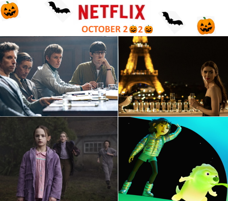 What's New on Netflix Canada - October 2020