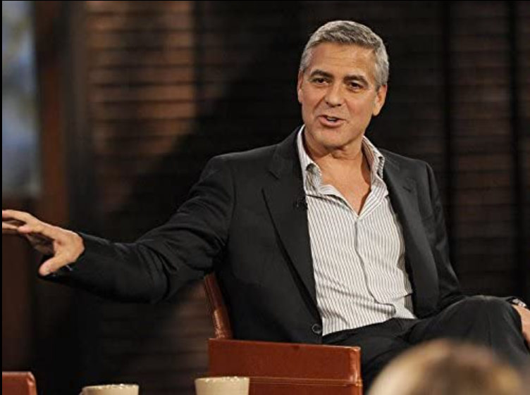 George Clooney on Inside the Actors Studio