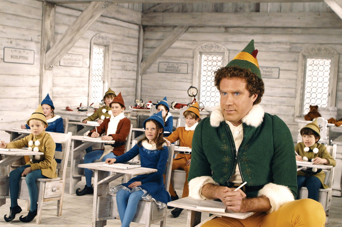 The Holiday Movies That Made Us: Season 1. Will Ferrell in Elf
