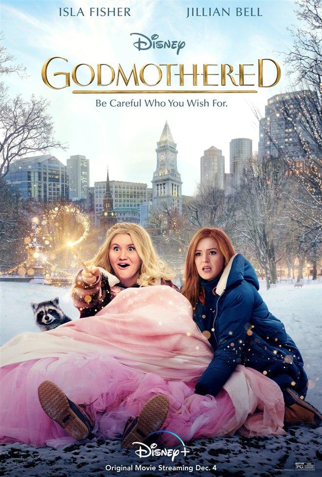 Godmothered on Disney+