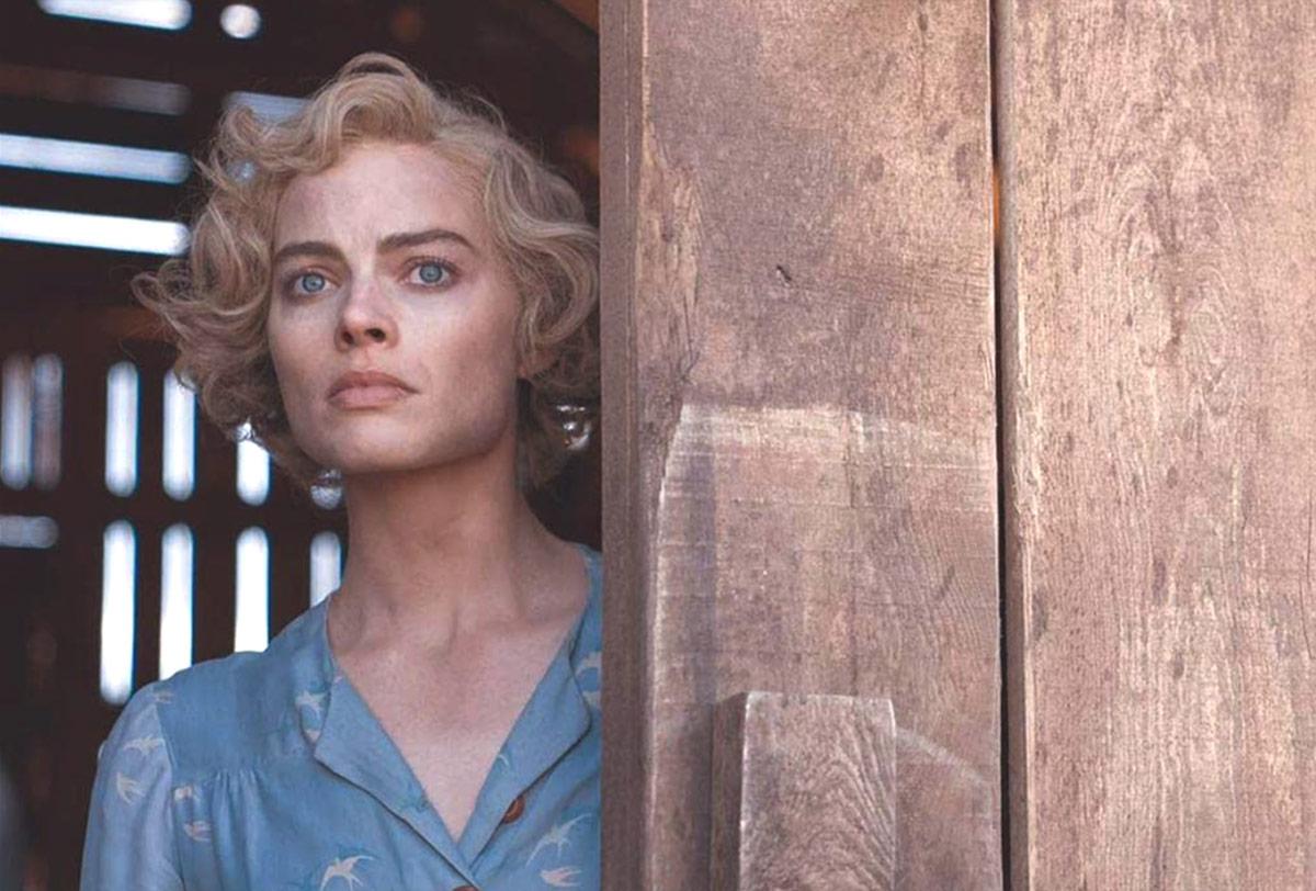 Margot Robbie in Dreamland
