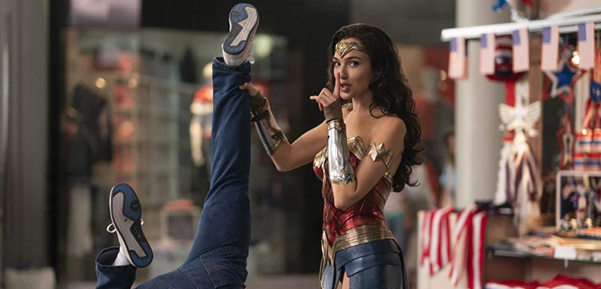 Wonder Woman 1984 movie still