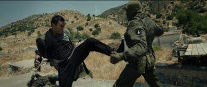Tony Jaa in Jiu Jitsu