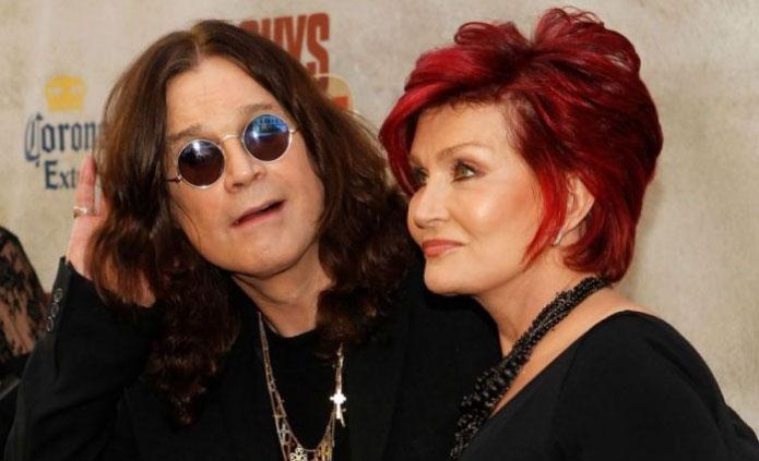 Ozzy and Sharon Osbourne courtesy @ozzyosbourne instagram