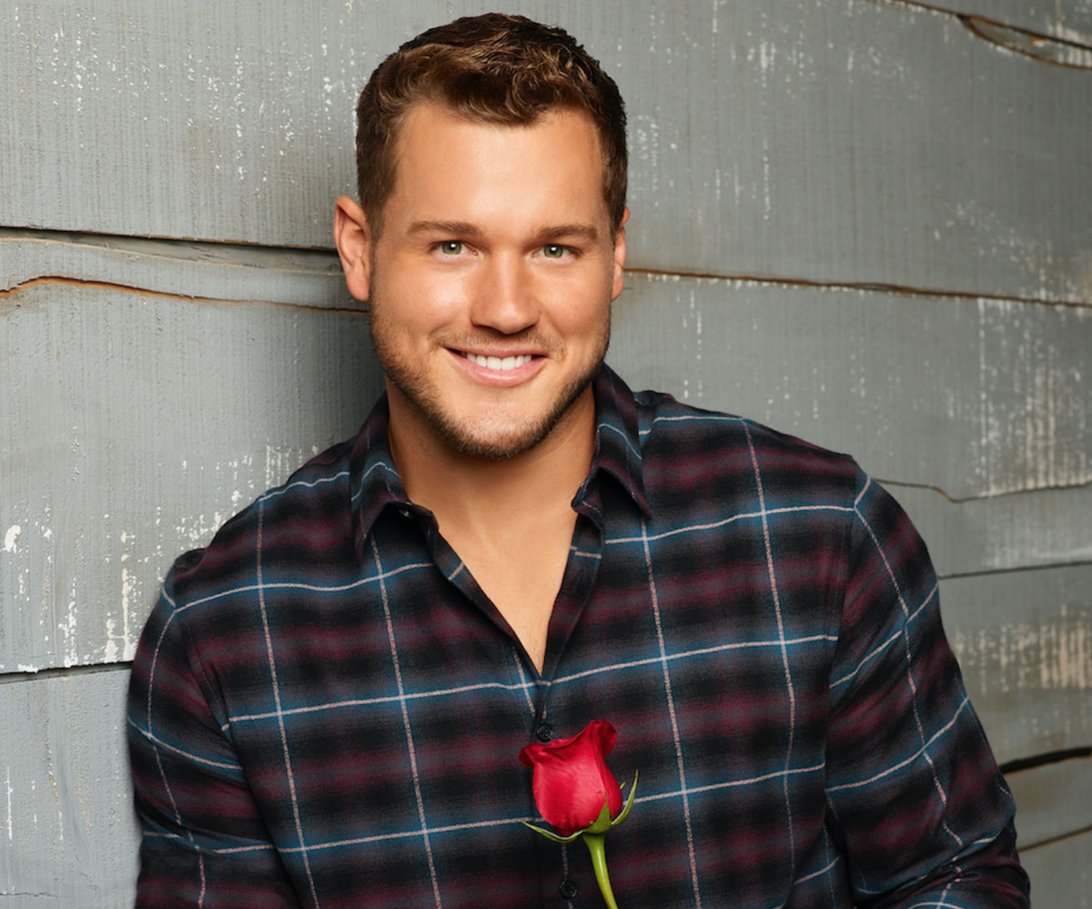 Colton Underwood on The Bachelor Photo: ABC/Craig Sjodin