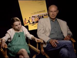 ABIGAIL BRESLIN & ALAN ARKIN (LITTLE MISS SUNSHINE) Interview Video Thumbnail