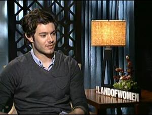 ADAM BRODY (IN THE LAND OF WOMEN) Interview Video Thumbnail