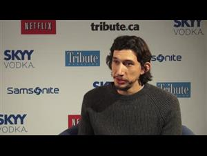 Adam Driver (The F Word) Interview Video Thumbnail