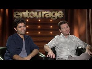 Adrian Grenier & Kevin Connolly (Entourage) Interview Video Thumbnail
