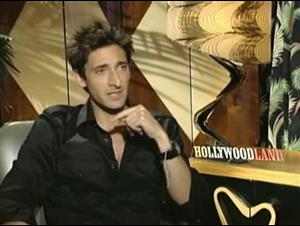 ADRIEN BRODY (HOLLYWOODLAND) Interview Video Thumbnail