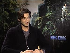 ADRIEN BRODY (KING KONG) Interview Video Thumbnail