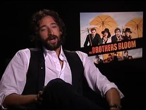 Adrien Brody (The Brothers Bloom) Interview Video Thumbnail