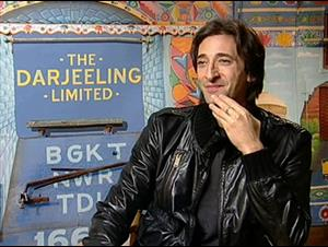 Adrien Brody (The Darjeeling Limited) Interview Video Thumbnail