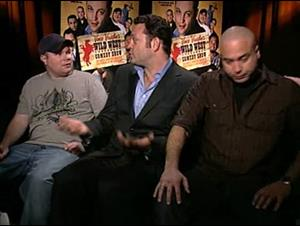 ahmed-ahmed-vince-vaughn-john-caparulo-vince-vaughns-wild-west-comedy-show Video Thumbnail