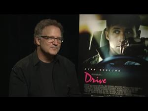 Albert Brooks (Drive) Interview Video Thumbnail