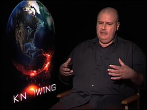 Alex Proyas (Knowing) Interview Video Thumbnail