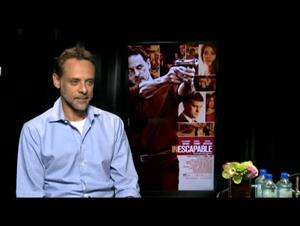 Alexander Siddig (Inescapable) Interview Video Thumbnail