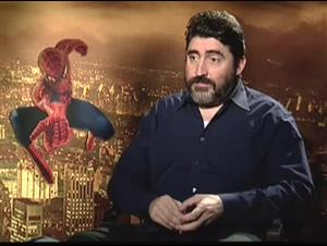 ALFRED MOLINA - SPIDER-MAN 2 Interview Video Thumbnail