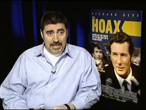 Alfred Molina (The Hoax) Interview Video Thumbnail